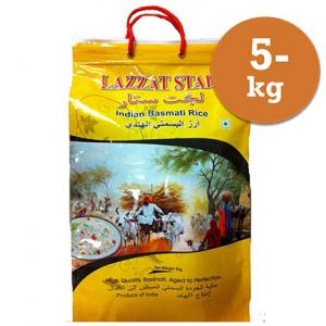 Basmatiris Long 5kg Lazzat Star