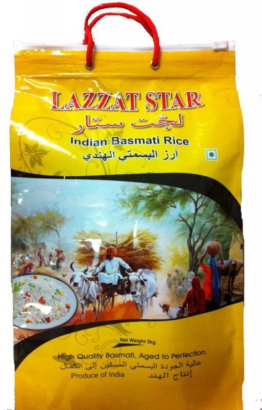 Basmatiris Long 4x5kg Lazzat Star