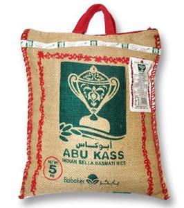 Basmatiris 4x5kg Abu Kass Parboiled