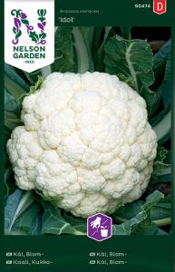Blomkål Premium Frö Nelson Garden
