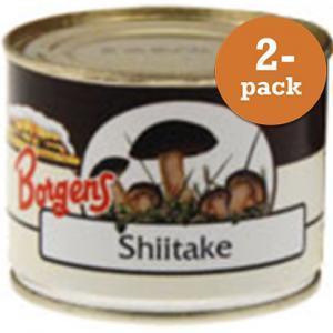 Shiitake 2x200g Borgens