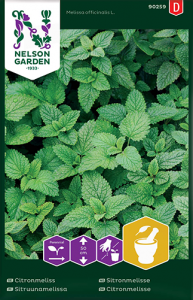 Citronmeliss Premium Nelson Garden