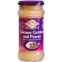 Coconut Sås Creamy 3x350g Patak´S