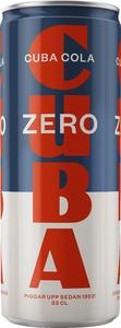 Cuba Cola Zero 12x33CL