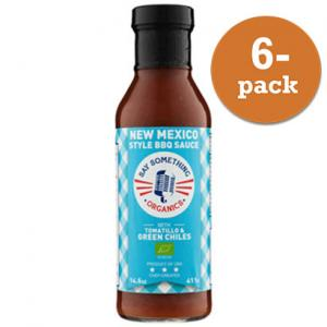 Bbq Sauce Ekologisk New Mexico Style 6x411g