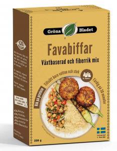 Favabiffar Mix 2x250g Gröna Bladet