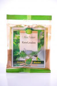 Kanel Malen EKO 12x30g Gröna Bladet