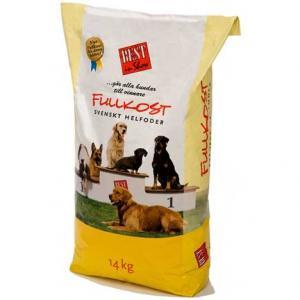 Hundfoder Fullkost 14kg Best in Show