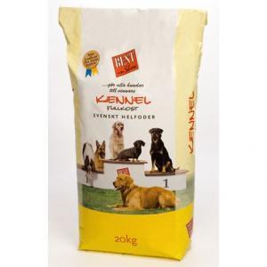Hundfoder Kennel 20kg Best in Show