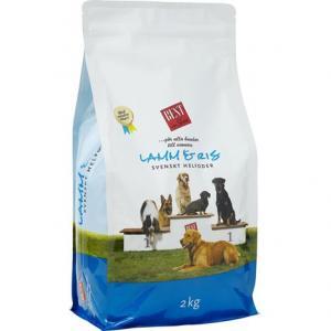 Hundfoder Lamm & Ris 2kg Best in Show