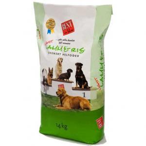 Hundfoder Lamm & Ris Light 14kg Best in Show