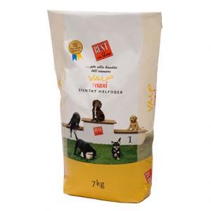Hundfoder Valp 7kg Best in Show