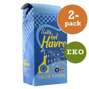 Havre, Hel 2x675g Saltå Kvarn