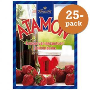 Atamon Pulver 25x25g Törsleffs