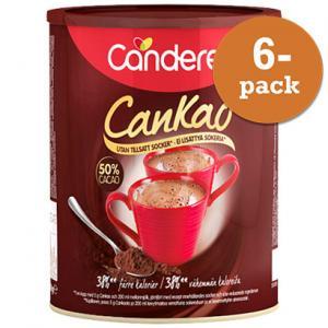 Chokladdryck Cankao 6x250g Canderel
