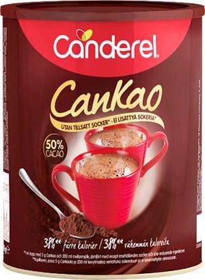 Chokladdryck Cankao 3x250g Canderel