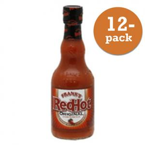 Red Hot Original 12x354ml Frank´S