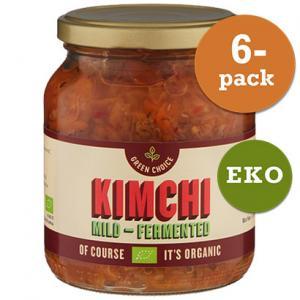 Kimchi EKO 6x350g Green Choice