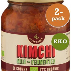 Kimchi EKO 2x350g Green Choice