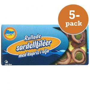 Sardeller Rullade Key 5x53g