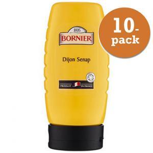 Dijon Senap Squeeze 10x265g Bornier