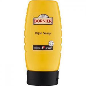 Dijon Senap Squeeze 1x265g Bornier KORT HÅLLBARHET