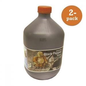 Black Pepper Sås Happy Buddha 2l