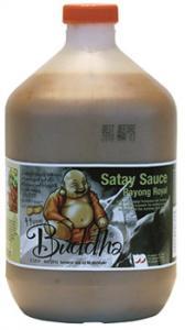 Sataysås Happy Buddha 2l KORT HÅLLBARHET