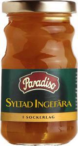 Syltad Ingefära 3x225g Paradiso