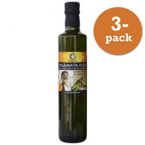 Olivolja Kalamata Dop 3x500ml Gaea