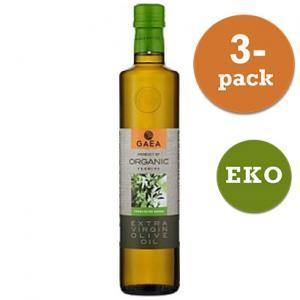 Olivolja EV EKO 3x500ml Gaea
