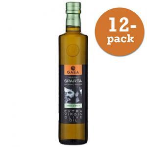 Olivolja EV Sparta Gaea 12x500ml