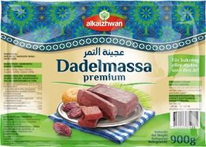 Dadelmassa 12x900g Alkaizhwan