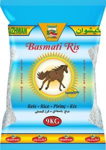 Basmatiris 9kg Hästen Alkaizhwan