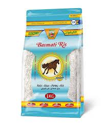 Basmatiris 12x1kg Hästen Alkaizhwan