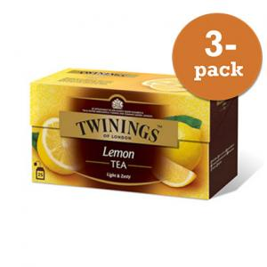 Te Citron Twinings 3x50g