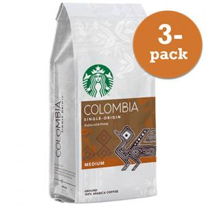 Starbucks Colombia Malet 3x200g