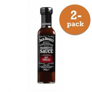 Bbq Grillsås Chili 2x260g Jack Daniels