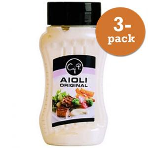 Aioli Original Caj P 3x280ml