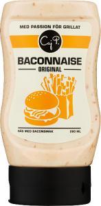 Baconnaise 1x280ml Caj P KORT HÅLLBARHET