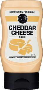 Cheddar Cheese Sås 12x280ml Caj P