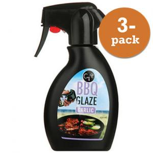 Glaze Spray Mild Vitlök Caj P 3x250ml