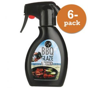 Glaze Spray Smoke Caj P 6X250ml