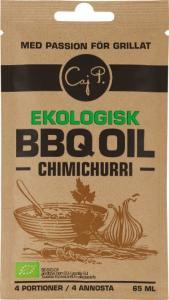 Grillolja Chimichurri Ekologisk 20x65ml Caj P