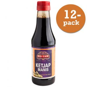 Ketjap Manis Go-Tan 12x145ml