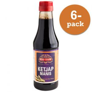 Ketjap Manis 6x145ml Go-Tan