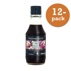Dippsås Teriyaki Blue Dragon 12x190ml