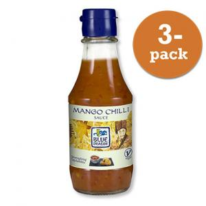 Dippsås Mango&Chili 3x190ml Blue Dragon