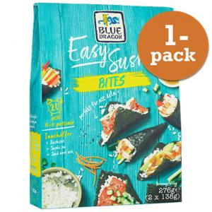 Easy Sushi Bites Family Pack 1x276g Blue Dragon