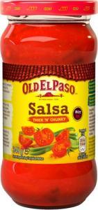 Salsa Hot 12x340g Old El Paso